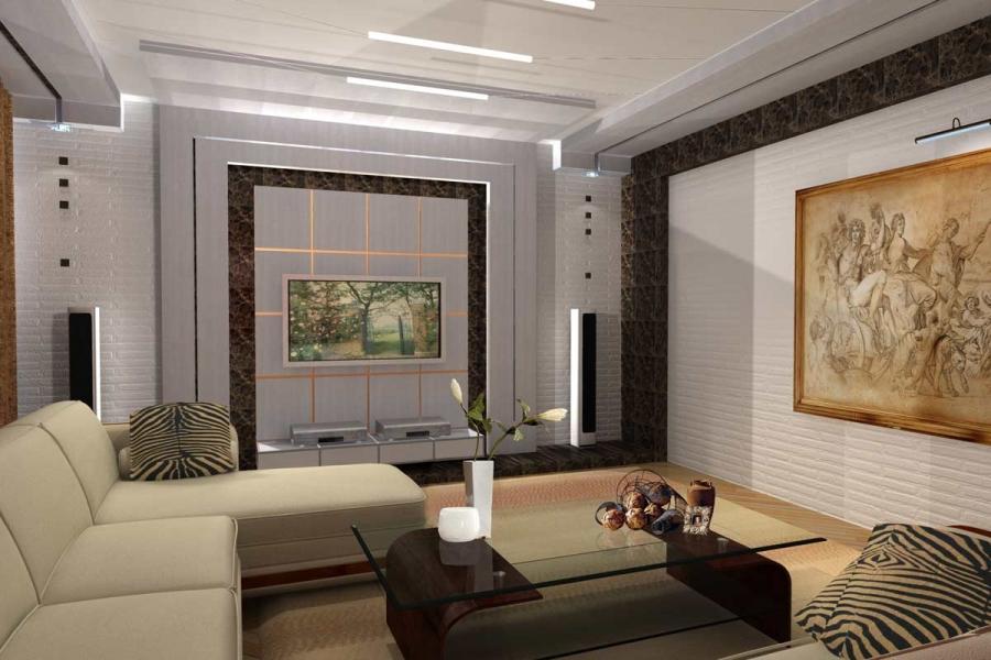 Четырехкомнатная квартира, 2005